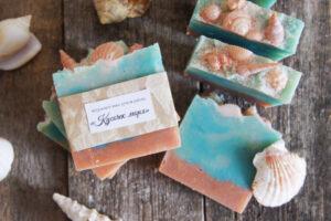 Как сделать мыло из натуральных компонентов.