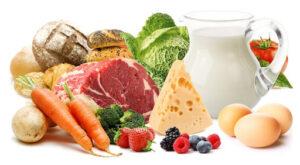 Пищевые продукты и показатели их качества
